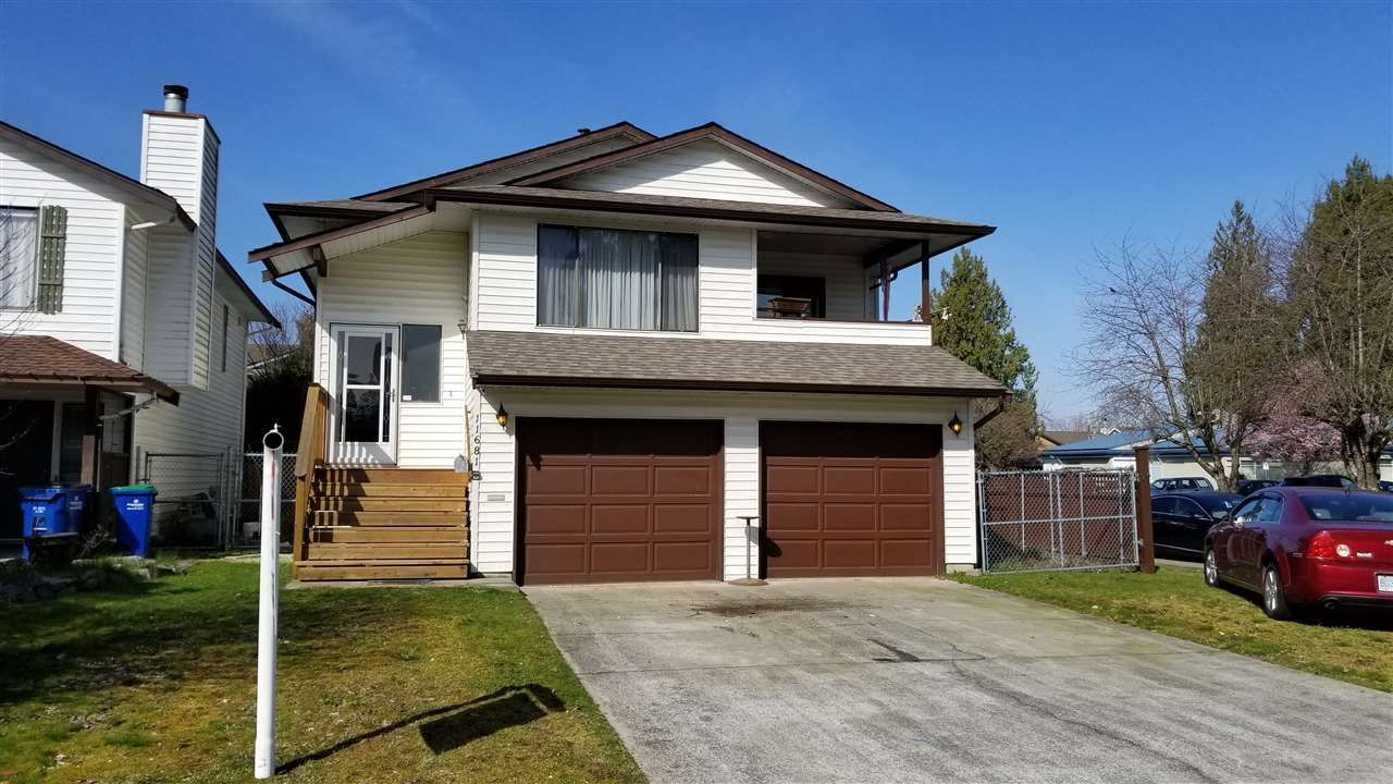Main Photo: 11681 WARESLEY Street in Maple Ridge: Southwest Maple Ridge House for sale : MLS®# R2558900