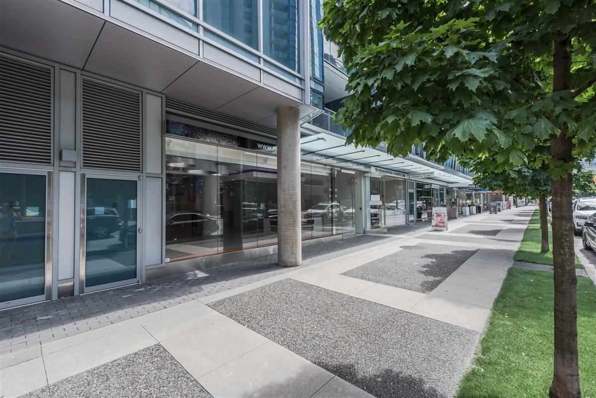 Main Photo: 1487 W PENDER Street in Vancouver: Coal Harbour Office for lease (Vancouver West)  : MLS®# C8034459