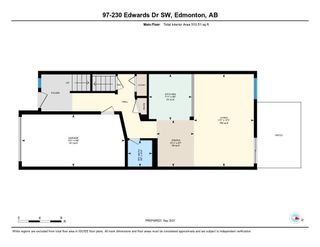 Photo 42: 97 230 EDWARDS Drive in Edmonton: Zone 53 Townhouse for sale : MLS®# E4262589