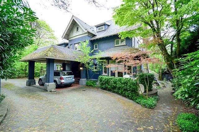 Main Photo: 1637 Angus Drive in Vancouver: Shaugnessy House for sale (Vancouver West)  : MLS®# R2425798