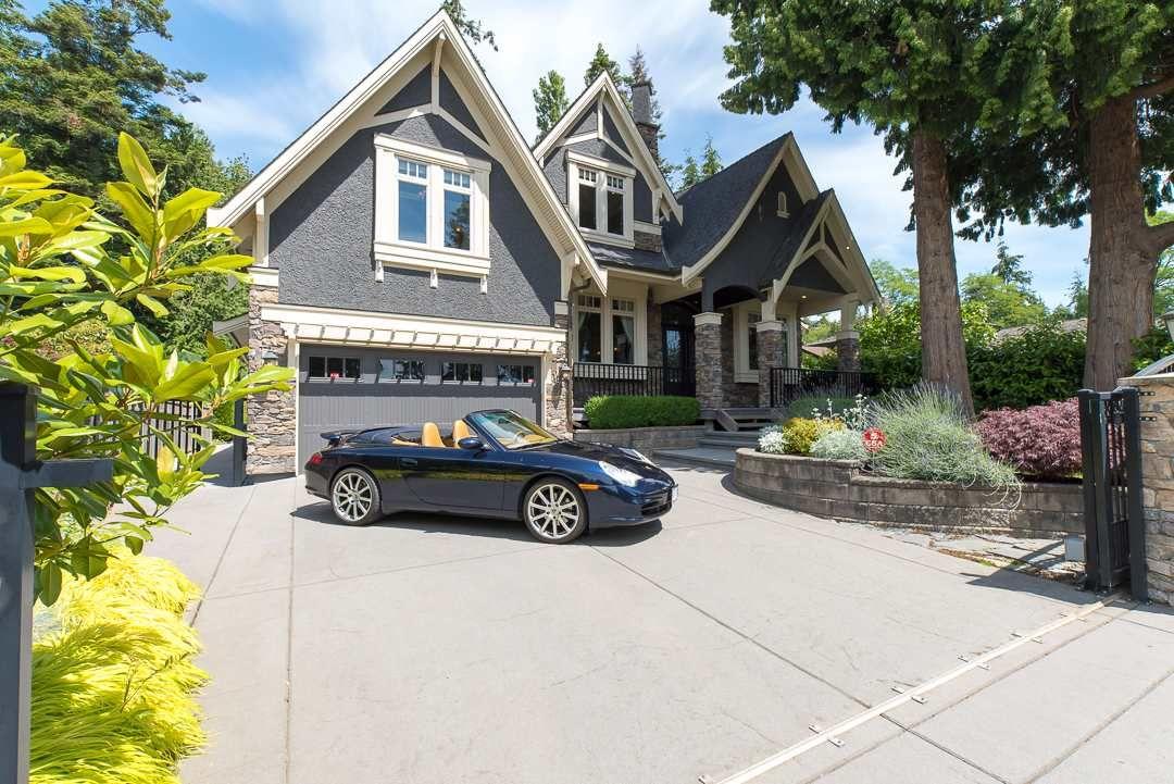 "Main Photo: 12905 14A Avenue in Surrey: Crescent Bch Ocean Pk. House for sale in ""Fun Fun Park"" (South Surrey White Rock)  : MLS®# R2080289"