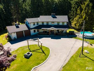 Photo 1: 6111 LECLAIR Street in Abbotsford: Bradner House for sale : MLS®# R2597429