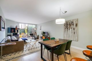 """Photo 8: 102 1450 PENNYFARTHING Drive in Vancouver: False Creek Condo for sale in """"Harbour Cove"""" (Vancouver West)  : MLS®# R2560607"""