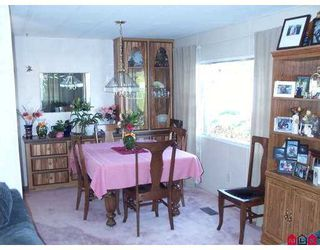 """Photo 3: 8254 134 Street in Surrey: Queen Mary Park Surrey Manufactured Home for sale in """"Westwood Estates"""" : MLS®# F2622406"""