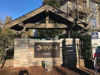 """Photo 1: 209 14885 105 Avenue in Surrey: Guildford Condo for sale in """"REVIVA"""" (North Surrey)  : MLS®# R2350839"""