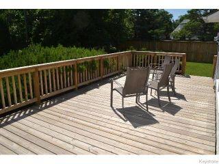 Photo 19: 50 Hind Avenue in WINNIPEG: St James Residential for sale (West Winnipeg)  : MLS®# 1519306