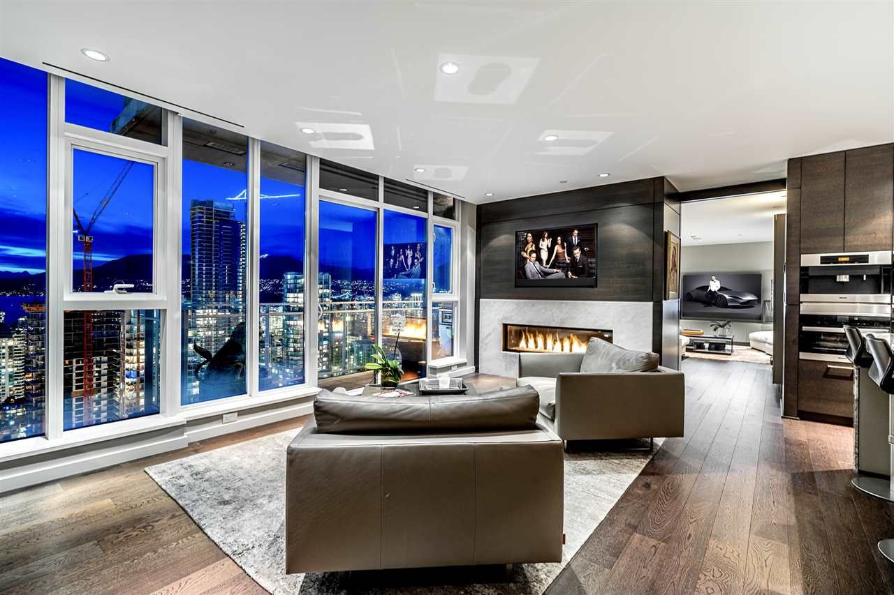 """Photo 14: Photos: 4601 1372 SEYMOUR Street in Vancouver: Downtown VW Condo for sale in """"The Mark"""" (Vancouver West)  : MLS®# R2553966"""
