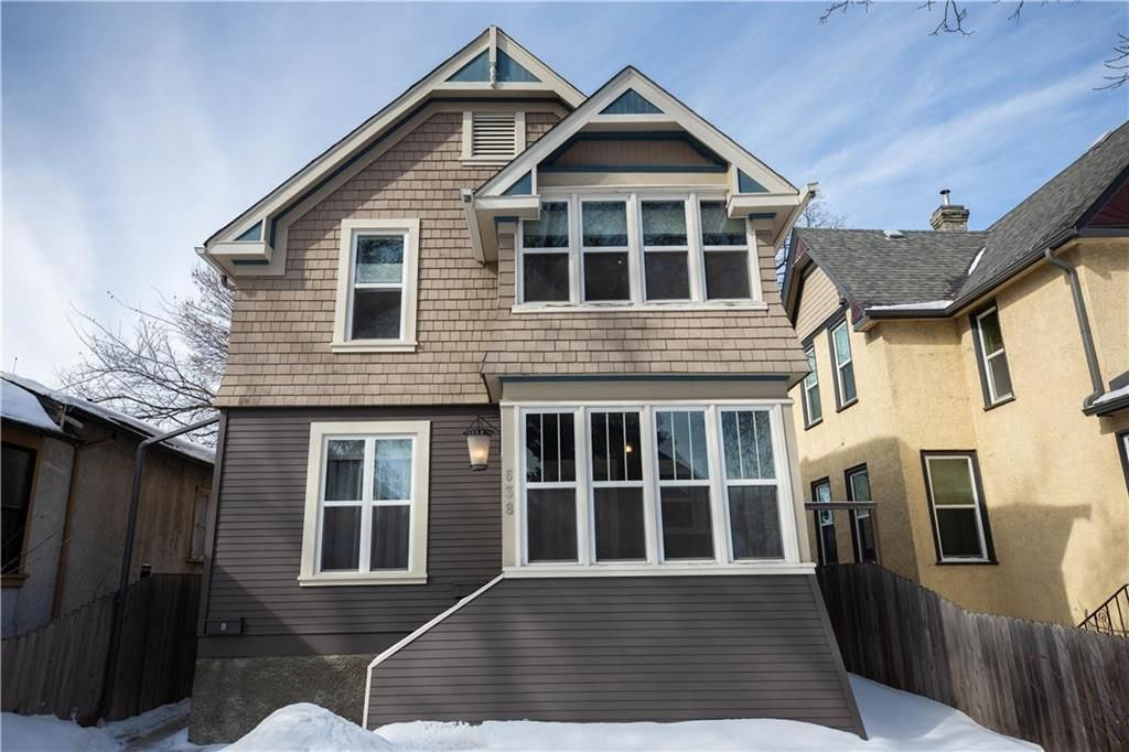 Main Photo: 638 Simcoe Street in Winnipeg: Residential for sale (5A)  : MLS®# 202005581