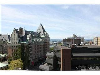 Photo 8: 807 708 Burdett Avenue in VICTORIA: Vi Downtown Condo Apartment for sale (Victoria)  : MLS®# 288510