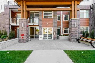"""Photo 2: 218 5415 BRYDON Crescent in Langley: Langley City Condo for sale in """"THE AUDLEY"""" : MLS®# R2600232"""