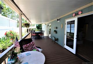 Photo 3: CARLSBAD WEST Manufactured Home for sale : 3 bedrooms : 7319 San Luis Street #233 in Carlsbad