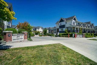 """Photo 37: 161 32633 SIMON Avenue in Abbotsford: Abbotsford West Townhouse for sale in """"Allwood Place"""" : MLS®# R2589403"""