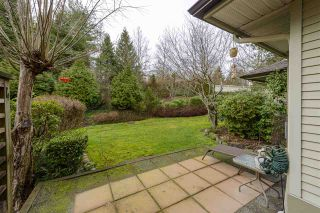 "Photo 12: 36 22740 116 Avenue in Maple Ridge: East Central Townhouse for sale in ""Fraser Glen"" : MLS®# R2527095"