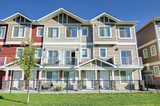 Main Photo: 35 Redstone Circle NE in Calgary: Redstone Row/Townhouse for sale : MLS®# A1147723