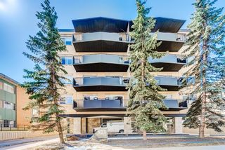 Main Photo: 504 823 Royal Avenue SW in Calgary: Upper Mount Royal Apartment for sale : MLS®# A1144689