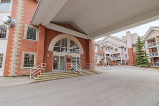 Main Photo: 218 223 Tuscany Springs Boulevard NW in Calgary: Tuscany Apartment for sale : MLS®# A1104926