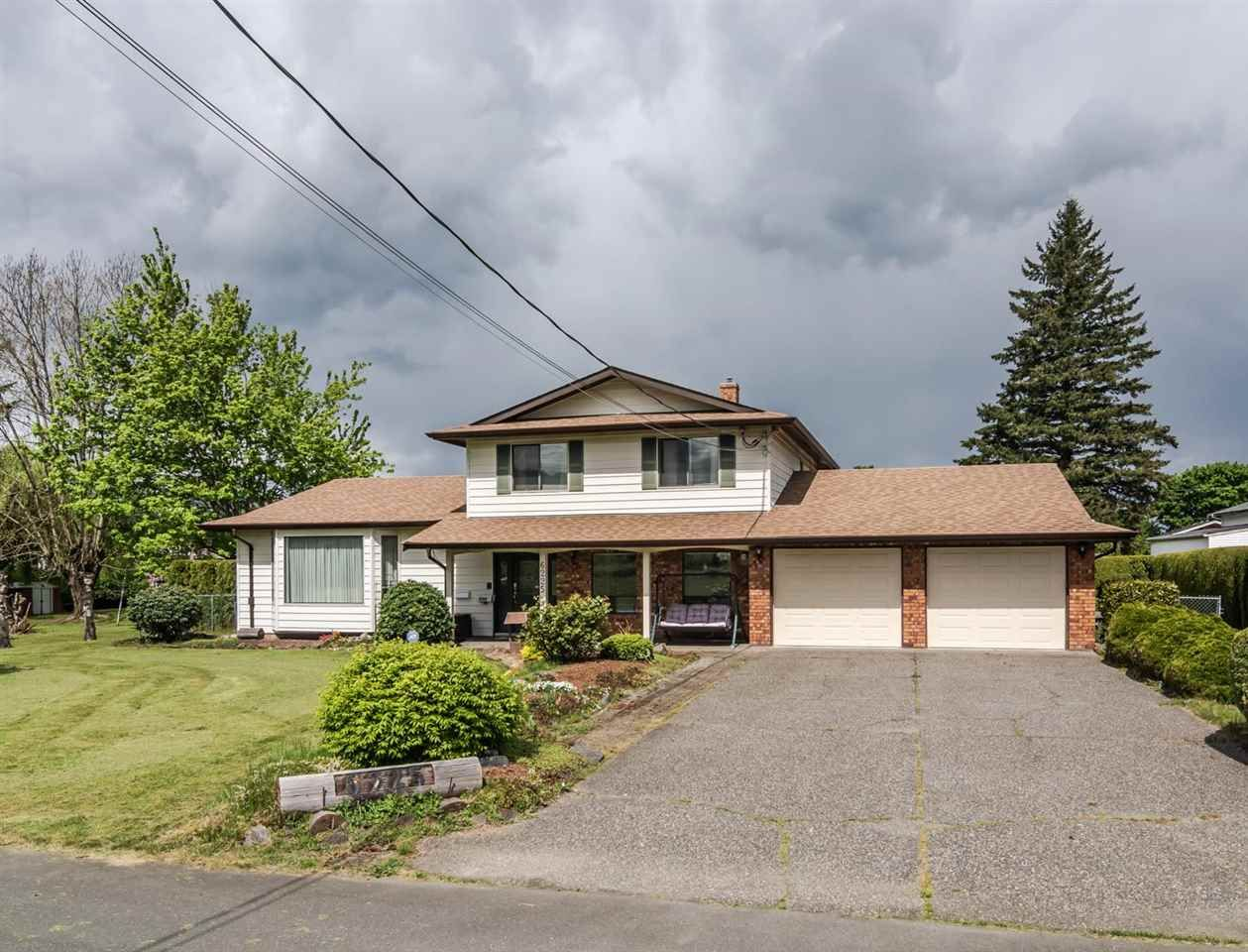 Main Photo: 6225 EDSON Drive in Chilliwack: Sardis West Vedder Rd House for sale (Sardis)  : MLS®# R2576971