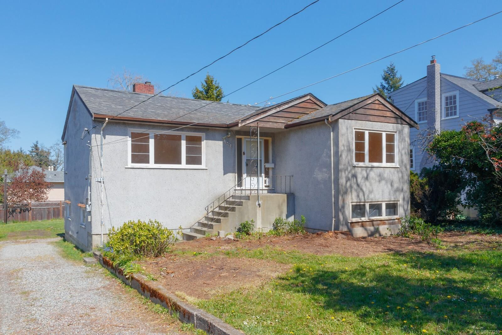 Main Photo: 1266 Reynolds Rd in : SE Maplewood House for sale (Saanich East)  : MLS®# 873259
