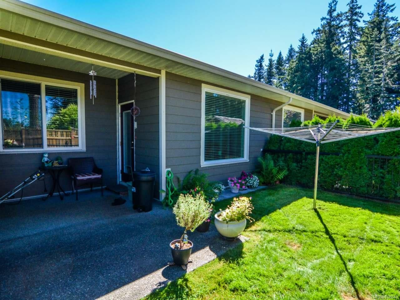 Photo 8: Photos: 15 346 Erickson Rd in CAMPBELL RIVER: CR Willow Point Row/Townhouse for sale (Campbell River)  : MLS®# 768843
