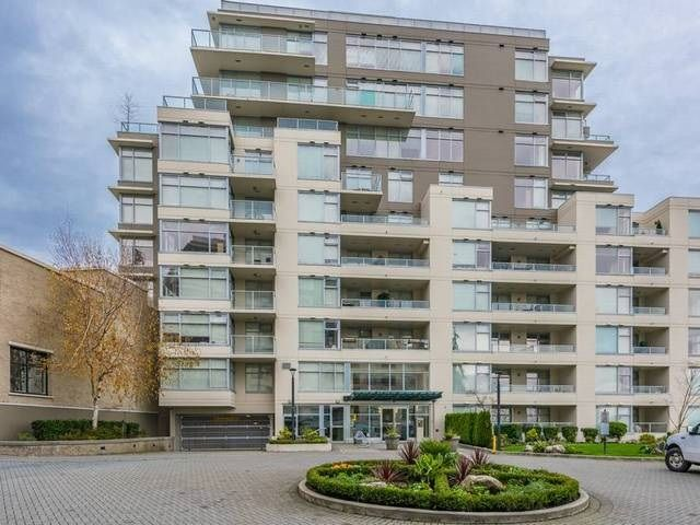 """Photo 1: Photos: 401 9298 UNIVERSITY Crescent in Burnaby: Simon Fraser Univer. Condo for sale in """"NOVO ONE"""" (Burnaby North)  : MLS®# R2120028"""
