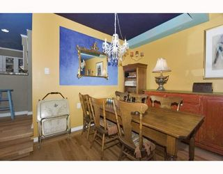 Photo 2: 7 2077 W 3RD Avenue in Vancouver: Kitsilano Townhouse for sale (Vancouver West)  : MLS®# V703923