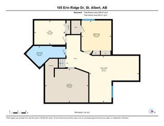 Photo 47: 105 Erin Ridge Drive: St. Albert House for sale : MLS®# E4228647