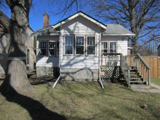 Photo 1: 327 Belvidere Street in WINNIPEG: St James Residential for sale (West Winnipeg)  : MLS®# 1308276