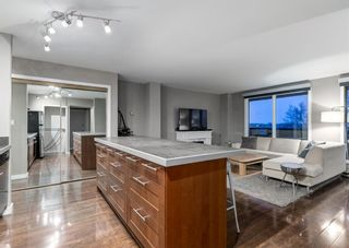 Photo 4: 701 300 MEREDITH Road NE in Calgary: Crescent Heights Apartment for sale : MLS®# A1083001