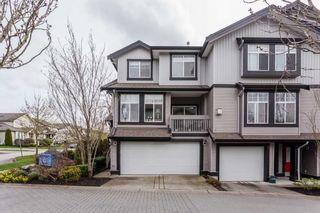 """Photo 1: 1 18828 69 Avenue in Surrey: Clayton Townhouse for sale in """"Starpoint"""" (Cloverdale)  : MLS®# R2255825"""
