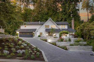 Photo 1: 4627 CAULFEILD Drive in West Vancouver: Caulfeild House for sale : MLS®# R2615436