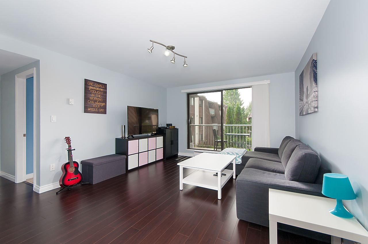 """Main Photo: 222 3921 CARRIGAN Court in Burnaby: Government Road Condo for sale in """"LOUGHEED ESTATES"""" (Burnaby North)  : MLS®# R2323180"""