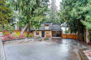 Main Photo: 407 DARTMOOR Drive in Coquitlam: Coquitlam East House for sale : MLS®# R2536699