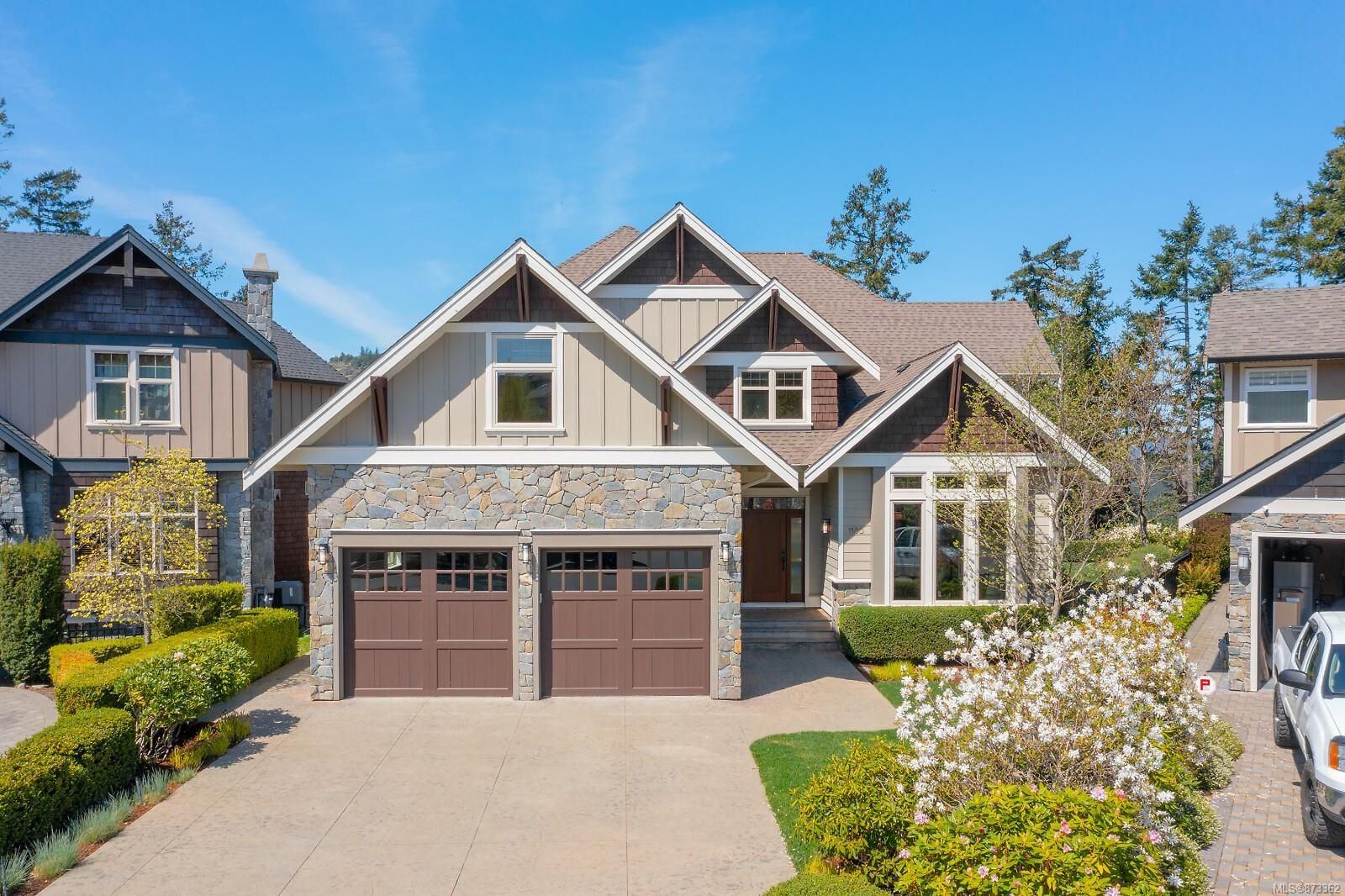Main Photo: 1186 Deerview Pl in : La Bear Mountain House for sale (Langford)  : MLS®# 873362
