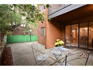 """Photo 9: 104 37 AGNES Street in New Westminster: Downtown NW Condo for sale in """"AGNES COURT"""" : MLS®# V927022"""