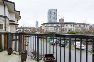 """Photo 13: 27 1125 KENSAL Place in Coquitlam: New Horizons Townhouse for sale in """"KENSAL WALK"""" : MLS®# R2035767"""