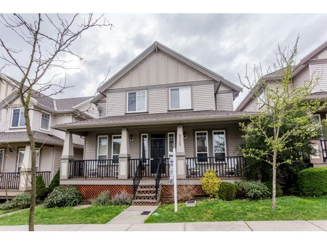 Main Photo: 6723 194 STREET in Surrey: Clayton House for sale (Cloverdale)  : MLS®# R2043475