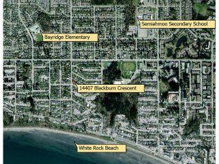 Photo 5: 14407 BLACKBURN Crescent: White Rock House for sale (South Surrey White Rock)  : MLS®# F1423373