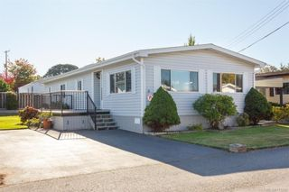 Photo 1: 5 1536 Middle Rd in View Royal: VR Glentana Manufactured Home for sale : MLS®# 775203