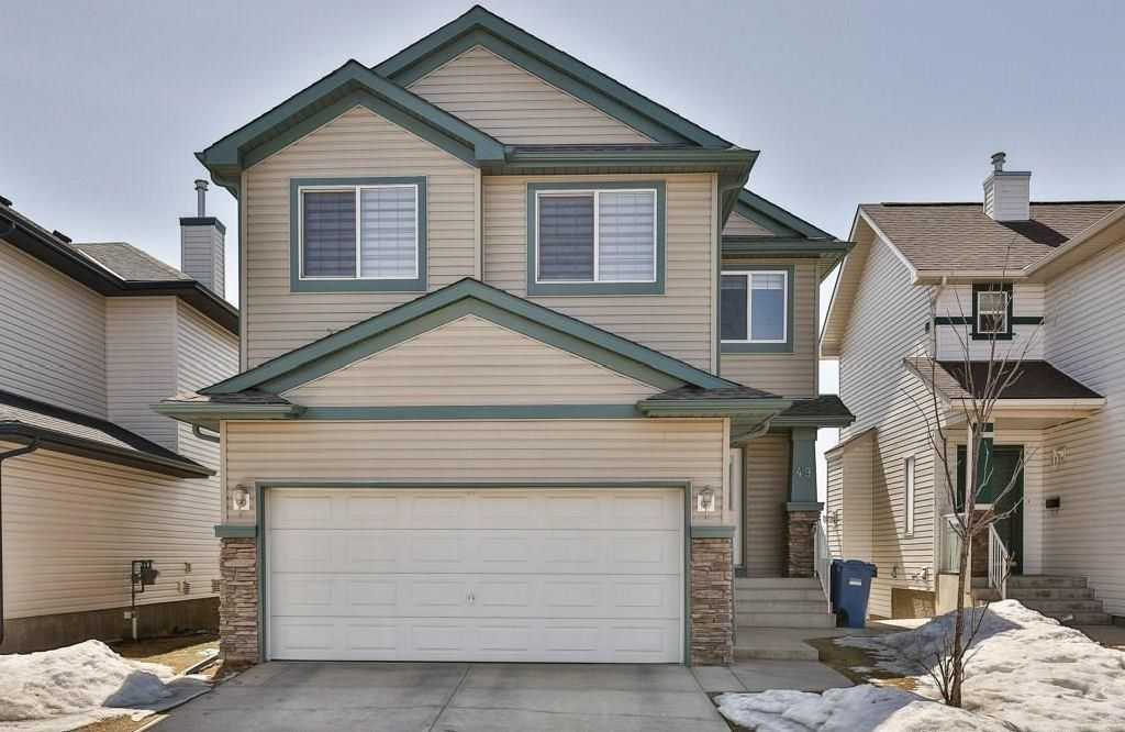 Main Photo: 49 SADDLECREST Place NE in Calgary: Saddle Ridge House for sale : MLS®# C4179394