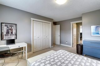 Photo 35: 718 CAINE Boulevard in Edmonton: Zone 55 House for sale : MLS®# E4248900
