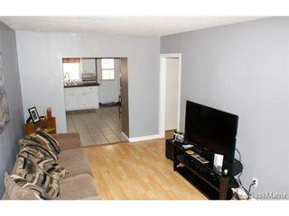 Photo 4: 1445 CONNAUGHT Street in Regina: Rosemont Single Family Dwelling for sale (Regina Area 02)  : MLS®# 514913