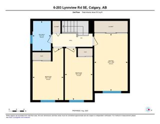 Photo 34: 6N 203 LYNNVIEW Road SE in Calgary: Ogden Row/Townhouse for sale : MLS®# A1017459