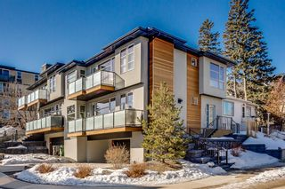 Photo 1: 1601 21 Avenue SW in Calgary: Bankview Semi Detached for sale : MLS®# A1078206