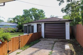 Photo 26: 12 Cloverdale Crescent in Winnipeg: West Transcona Residential for sale (3L)  : MLS®# 202119958