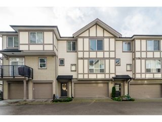 "Photo 1: 111 7848 209 Street in Langley: Willoughby Heights Townhouse for sale in ""MASON & GREEN"" : MLS®# R2322863"
