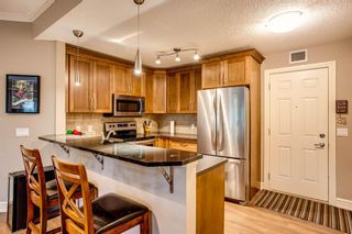 Photo 3: 222 15 Sunset Square: Cochrane Row/Townhouse for sale : MLS®# A1060876