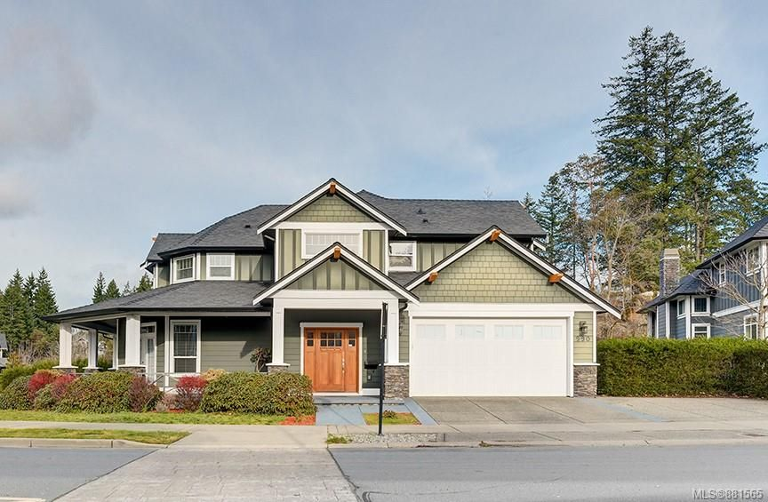 Photo 1: Photos: 990 Arngask Ave in : La Bear Mountain House for sale (Langford)  : MLS®# 881565