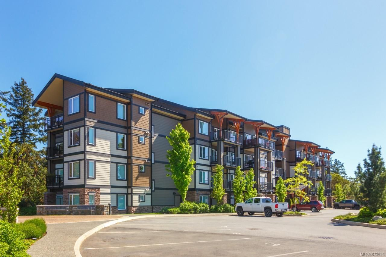 Main Photo: 407 290 Wilfert Rd in : VR Six Mile Condo for sale (View Royal)  : MLS®# 873686