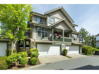 "Photo 1: 23 6050 166TH Street in Surrey: Cloverdale BC Townhouse for sale in ""WESTFIELD"" (Cloverdale)  : MLS®# R2365390"