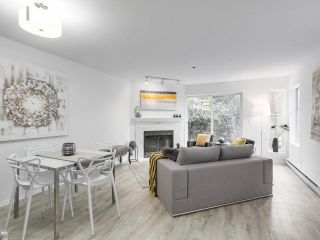 Photo 9: 106 888 W 13TH Avenue in Vancouver: Fairview VW Condo for sale (Vancouver West)  : MLS®# R2241076